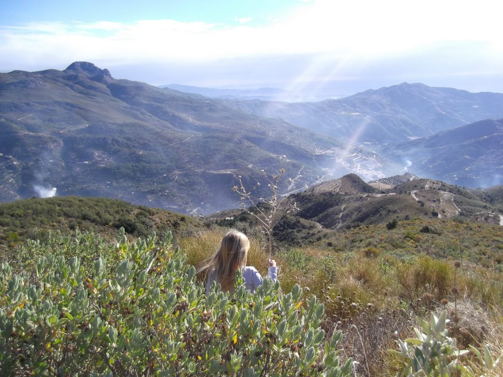The best valley between Granada and Almuñecar! Tropical Valley, Colina Tropical