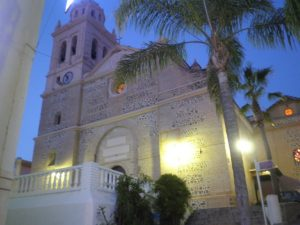 Eglise d'Almuñécar