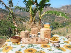 Pains frais des collines, Villa Colina Tropical, Andalousie, maison à louer
