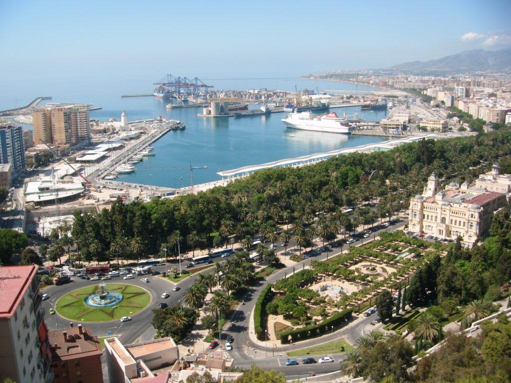 Málaga, Costa del Sol, Villa Colina Tropical