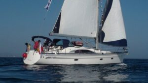 AlboranSails, sailing near Almuñecar or Marbella. ColinaTropical