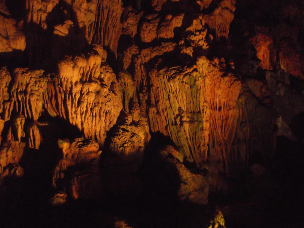 The caves of Nerja. Cuevas de Nerja. Andalucia. Villa Colina Tropical