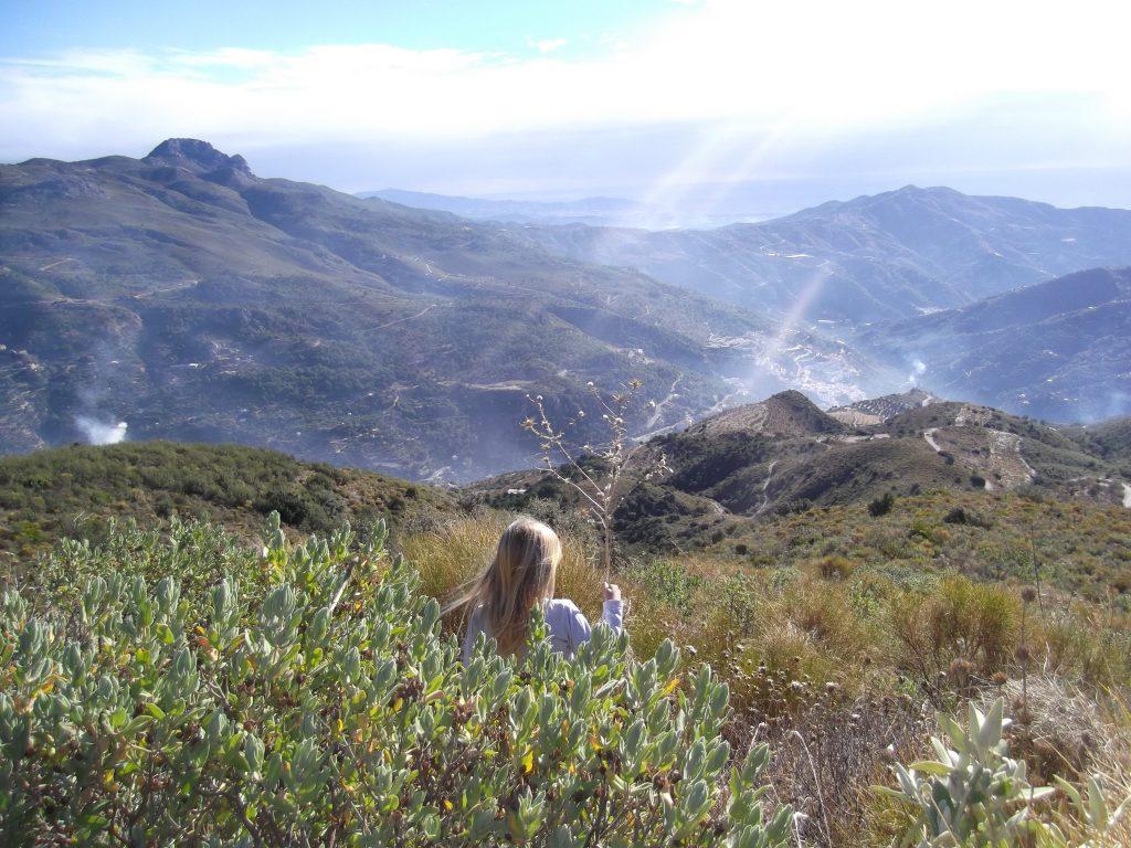 The best valley between Granada and Almuñecar!